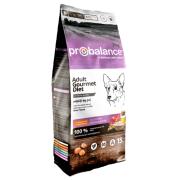 Сухой корм ProBalance Gourmet diet Adult с говядиной и кроликом для взрослых соб...