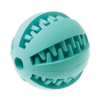 """Игрушка (V.I.Pet) резиновая """"Мяч"""" с запахом мяты, 6 см"""