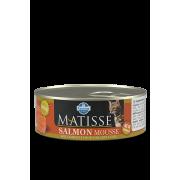 Консервы Farmina Matisse мусс для кошек с лососем 85г...