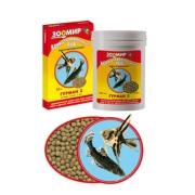 """Корм Зоомир """"Гурман-2"""" тонущие гранулы для рыб коробка 30гр (упаковка ..."""