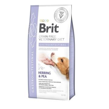 Сухой корм Brit Veterinary Diet Dog Grain Free Gastrointestinal Беззерновая диета при острых и хронических гастроэнтеритах для собак