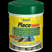 TetraPlecoTablets корм со спирулиной для сомов и донных рыб ...