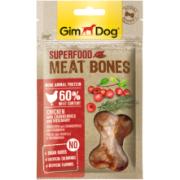 Лакомство GimDog дополнительный корм из курицы с клюквой и розмарином для собак ...