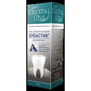 Apicenna: Cristal Line Зубастик-гель стоматологический для животных 30мл...