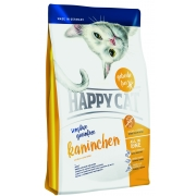 Сухой корм Happy Cat Sensitive Grainfree Кролик для кошек-аллергиков ...