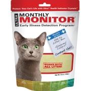 Добавка Ultra Pet Monthly Monitor для кошачьего наполнителя 453г, силикагель...
