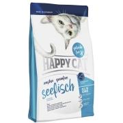 Сухой корм Happy Cat Sensitive Grainfree Морская рыба для кошек-аллергиков ...