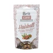Лакомство Brit Care Hairball Контроль волосяных комков 50 г...