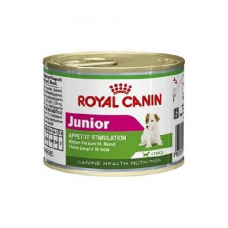 Консервы Royal Canin Junior для щенков (195 гр)