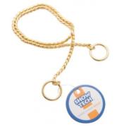 Шоу цепочка-кобра SHOW TECH металлическая золотая...