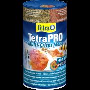 """TetraPro Menu корм для всех видов рыб """"4 вида"""" чипсов 250 мл..."""