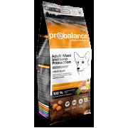 Сухой корм ProBalance Immuno Adult Maxi для взрослых собак крупных пород...