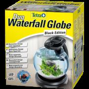 Tetra Cascade Globe Duo Waterfall аквариумный комплекс черный 6,8 л...