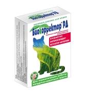 Биокорректор для кошек (60таб)