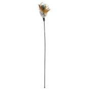 Дразнилка Triol Разноцветные перья 55см