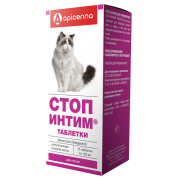 Apicenna: Стоп-Интим таблетки для кошек, 15таб