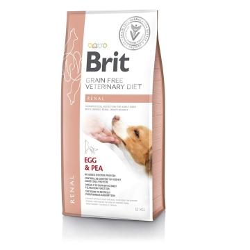 Сухой корм Brit Veterinary Diet Dog Grain Free Renal Беззерновая диета при хронической почечной недостаточности для собак