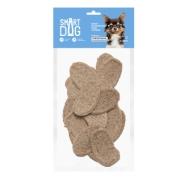 Лакомство Smart Dog Крекеры из атлантической трескис отрубями для собак 40гр...