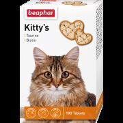 "Витамины Beaphar ""Kitty's"" для кошек с таурином и биотином ..."
