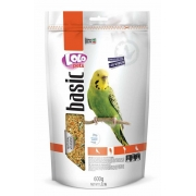 Корм полнорационный LoLo Pets для волнистых попугаев...