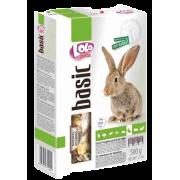 Корм LoLo Pets Полнорационный для кроликов