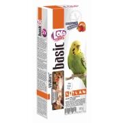Лакомство LoLo Pets Smakers для попугаев палочки с фруктами 90гр...