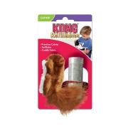 """Kong игрушка для кошек """"Белка"""" с тубом кошачьей мяты..."""