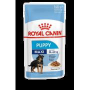 Влажный корм Royal Canin Maxi Puppy для щенков собак крупных размеров, 140гр...