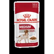 Влажный корм Royal Canin Medium Adult соус для взрослых собак средних размеров, ...