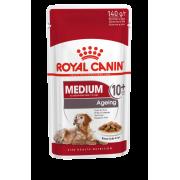 Влажный корм Royal Canin Medium Ageing 10+ соус для взрослых собак средних разме...