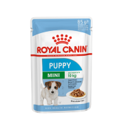 Влажный корм Royal Canin Mini Puppy соус для щенков мелких пород, 85гр...