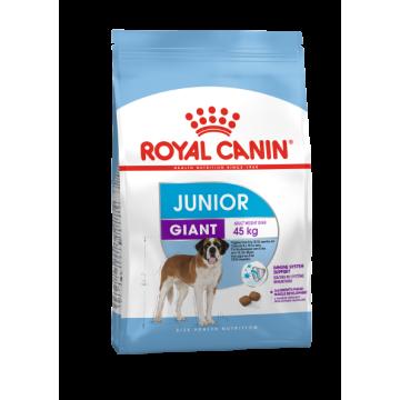 Сухой корм Royal Canin Giant Junior для щенков гигантских пород с 8 месяцев до 2лет