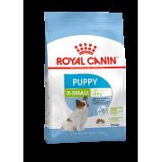 Сухой корм Royal Canin X-Small Puppy для щенков миниатюрных пород ...