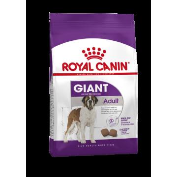 Сухой корм Royal Canin Giant adult для собак гигантских пород от 18 месяцев