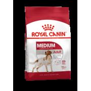 Сухой корм Royal Canin Medium adult для собак средних пород от 12 месяцев до 7ле...