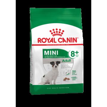 Сухой корм Royal Canin Mini adult для собак мелких пород старше 8 лет
