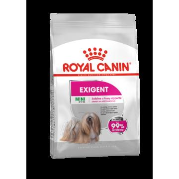Сухой корм Royal Canin Mini exigent для привередливых собак