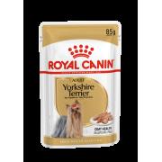 Royal Canin Yorkshire terrier паштет для йоркширских терьеров (85г)...