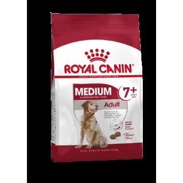 Сухой корм Royal Canin Medium Adult 7+ для стареющих собак средних пород