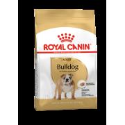 Сухой корм Royal Canin Bulldog Adult для взрослых собак породы английский бульдо...