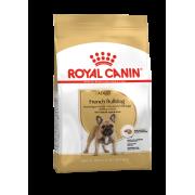 Сухой корм Royal Canin French bulldog для собак французского бульдога старше 12 ...