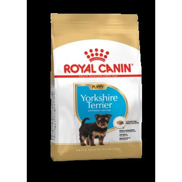 Сухой корм Royal Canin Yorkshire terrier junior для щенков йоркширского терьера