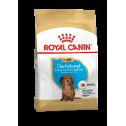 Сухой корм Royal Canin Dachshund junior для щенков породы такса (1,5кг)...