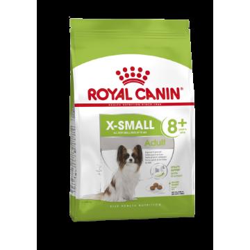 Сухой корм Royal Canin X-Small mature 8+ для собак миниатюрных пород старше 8лет (500 гр)