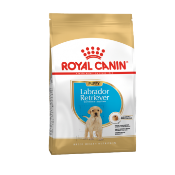 Сухой корм Royal Canin Labrador retriever junior для щенков лабрадоров c 2 до 15 мес
