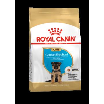 Сухой корм Royal Canin German shepherd Junior для щенков немецкой овчарки с 2 до 15 месяцев