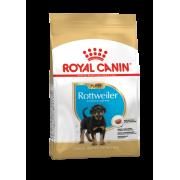 Сухой корм Royal Canin Rottweiler Junior для щенков ротвейлера (12кг)...
