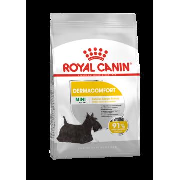 Сухой корм Royal Canin Mini dermacomfort для собак с чувствительной кожей