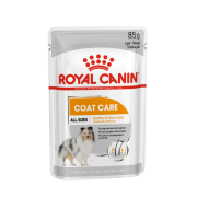 Влажный корм Royal Canin Adult Coat Care паштет для собак с тусклой и сухой шерс...