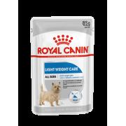 Влажный корм Royal Canin Light Weight Care для собак, склонных к набору веса, 85...